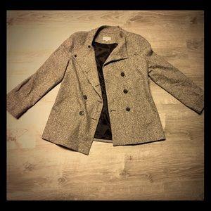 Vintage Neiman Marcus Tweed Coat Size 14